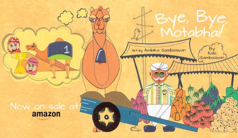 Bye, Bye, Motabhai! is on Amazon